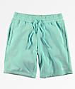 RIPNDIP Peek A Nermal Mint Sweat Shorts
