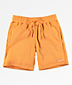 RIPNDIP Peek A Nermal Orange Sweat Shorts