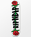 "RIPNDIP Rose 8.0"" tabla de skate"
