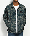 RVCA All The Way Camo Coaches Jacket