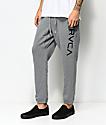 RVCA Big Grey pantalones deportivos en gris