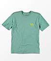 RVCA Boys VA Ink Green Haze T-Shirt