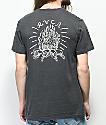 RVCA Camp Harmony camiseta gris