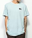 RVCA Flip Box camiseta en color menta