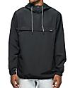 RVCA Packaway Black Anorak Jacket