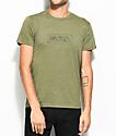 RVCA Perspective camiseta verde olivo