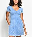 RVCA Ritual Horizon Blue Dress