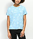RVCA Suspension Blue T-Shirt