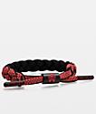 Rastaclat Char Classic Red & Black Bracelet