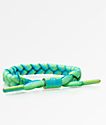 Rastaclat Classic Clear Water Green & Blue Bracelet