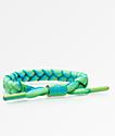 Rastaclat Classic Clear Water pulsera verde y azul