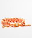 Rastaclat Classic Dreamer Orange & White Bracelet