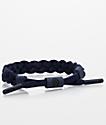 Rastaclat Classic Iris Navy Suede Bracelet