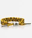 Rastaclat Classic Spank Yellow & Black Bracelet