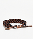 Rastaclat Classic Zeus Black & Brown Bracelet