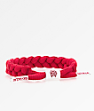 Rastaclat Fire Red Bracelet
