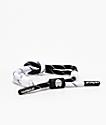 Rastaclat Knotaclat Bdub Black & White Bracelet