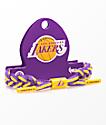 Rastaclat LA Lakers Classic Bracelet