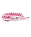 Rastaclat Mini Hyper Color pulsera rosa