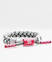 Rastaclat Miniclat Amelia Grey & Pink Bracelet