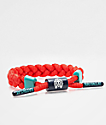 Rastaclat Miniclat Brinkley Orange Bracelet