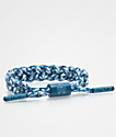 Rastaclat Miniclat Classic Yuki Blue & White Bracelet