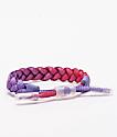 Rastaclat Miniclat Evening Shift Purple & Pink Bracelet