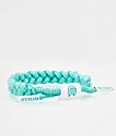 Rastaclat Miniclat Teal Aqua Bracelet