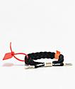 Rastaclat Off-Clat Black Bracelet