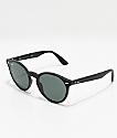 Ray-Ban Blaze gafas de sol negro mate