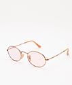 Ray-Ban ORB3547N Evolve Light Pink Sunglasses