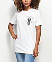 Rebel Soul Fucking Vibes camiseta blanca