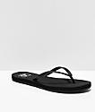 Reef Stargazer Black Sandals