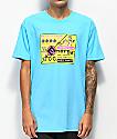 Rent Party Energy Blue T-Shirt