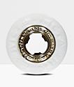 Ricta Nyjah Gold Core White 53mm ruedas de skateboard