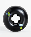 Ricta Sparx 53mm 101a Black Skateboard Wheels