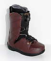 Ride Anthem Crimson Boa Snowboard Boots
