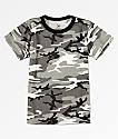 Rothco City camiseta de camuflaje para niños