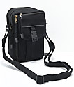 Rothco Classic Passport Black Canvas Travel Bag