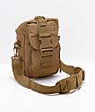 Rothco Flexipack bolso de hombro táctico marrón