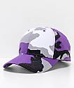 Rothco Purple Camo Strapback Hat
