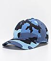 Rothco Sky Blue Camo Strapback Hat