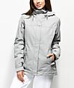 Roxy Billie 10K chaqueta de snowboard gris