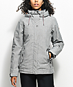 Roxy Billie Heritage Heather 10K Snowboard Jacket