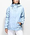 Roxy Billie Powder Blue 10K Snowboard Jacket