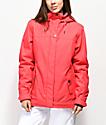 Roxy Billie Teaberry 10K Snowboard Jacket