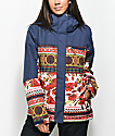 Roxy Jetty Torah Bright Botanic 10K Snowboard Jacket