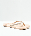 Roxy Napili Tan Sandals