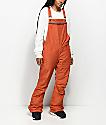Roxy Non Stop Rooibos Tea 15K Snowboard Bib Pants