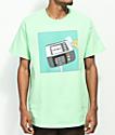 SOMEHOODLUM Broke Fam Mint T-Shirt